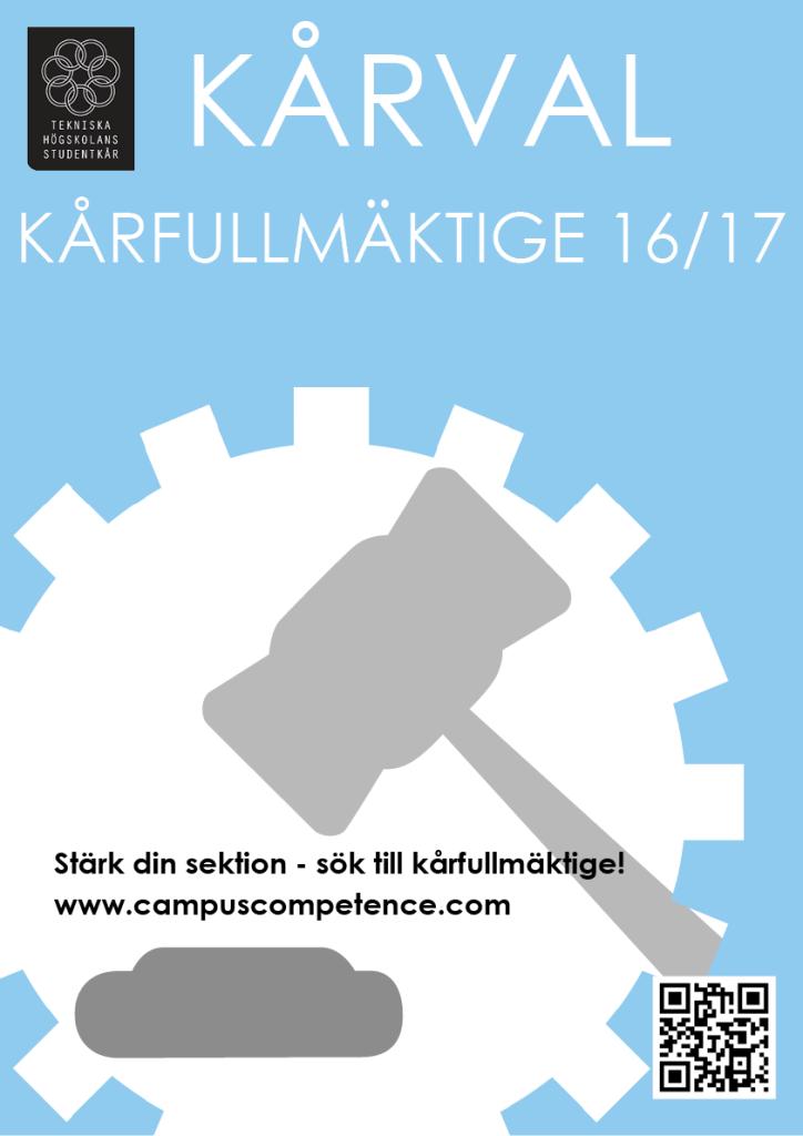 Poster ansökan KF